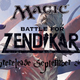 Magic: Battle for Zendikar Pre-release Sept. 26-27