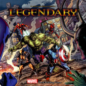 Marvel Legendary Core Game