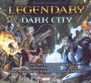 Legendary: Marvel Dark City